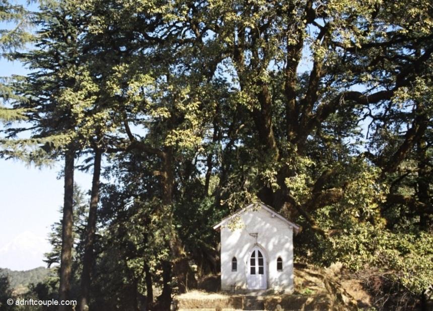 Binsar Chapel