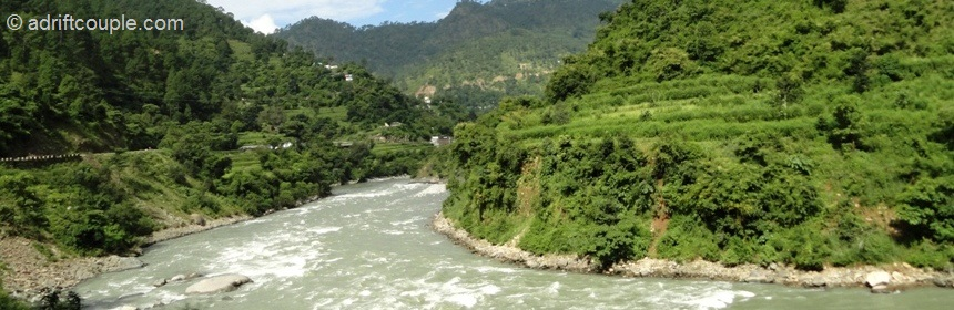 Rediscovering the Ganges