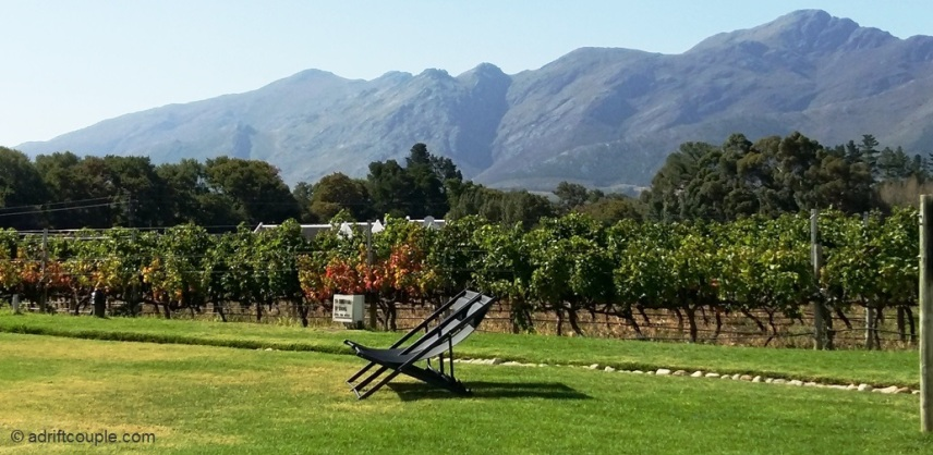 Holden Manz at Franschhoek, Western Cape, South Africa