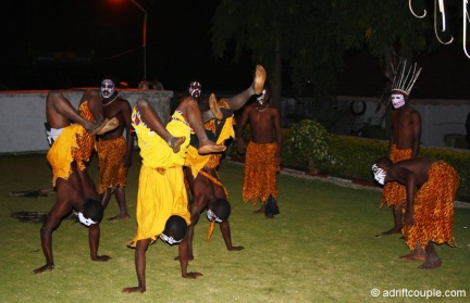Traditional Goma music and dance form of the Siddis