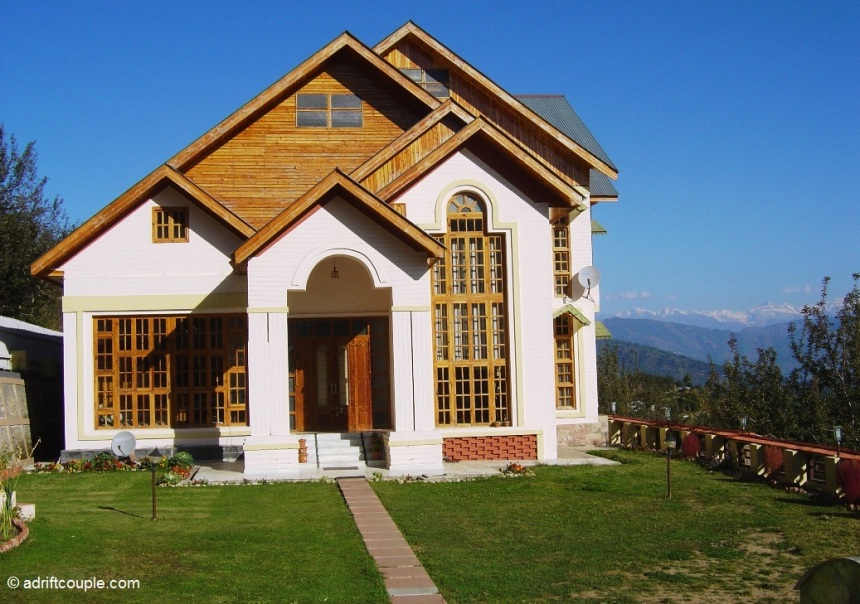 Shelapani home stay near Rohru.