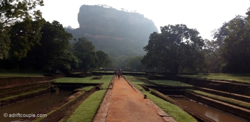 Ancient Landscaped Gardens of Sigiriya, Sri Lanka