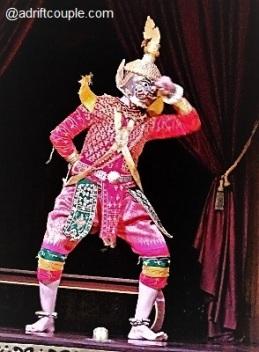 asura dance