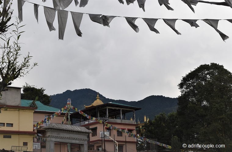 Bir Tibetan Colony, Kangra, Himachal Pradesh, India