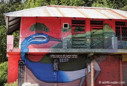 Gunehar Street Art1