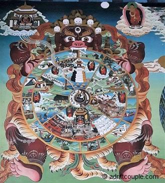 Ngagyur Monastery Protector