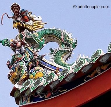Dragon Khoo Kongsi Penang