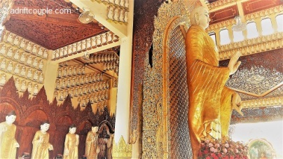 Kek Lok Si Temple Buddha Statue