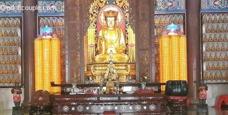Kek Lok Si Temple Buddha