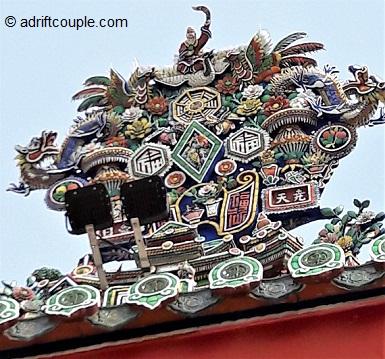 Khoo Kongsi Carvings