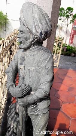 Khoo Kongsi Figurine