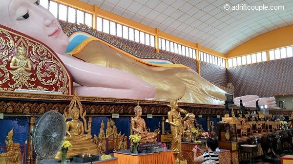 Buddha Wat Chayia Penang