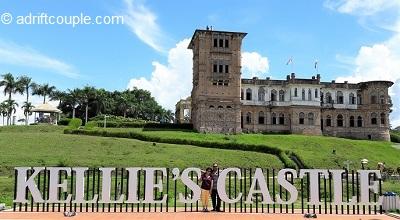 Kellie's Castle is a castle located in Batu Gajah, Kinta District, Perak, Malaysia.