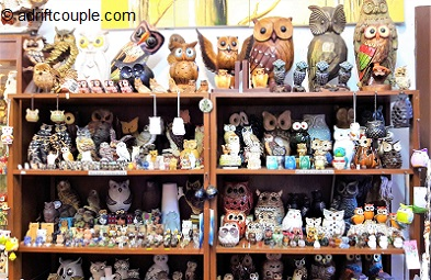 Owl Shop, Penang