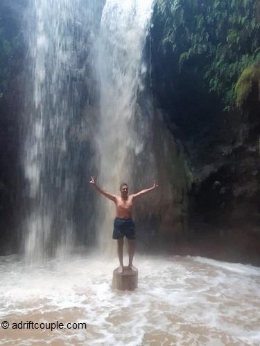 Gizlikent Waterfall1