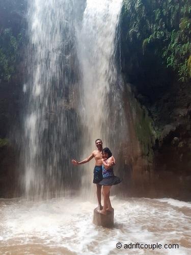 Gizlikent Waterfall2
