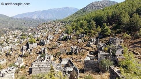 Kayakoy Turkey