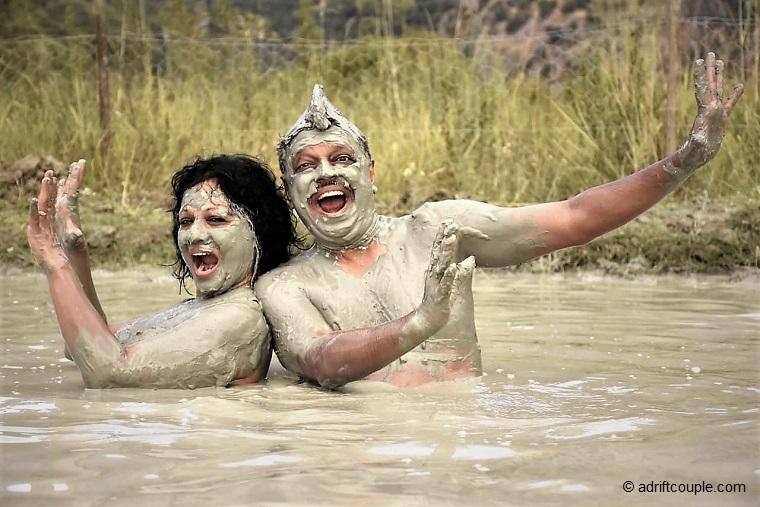Mud Bath Fun