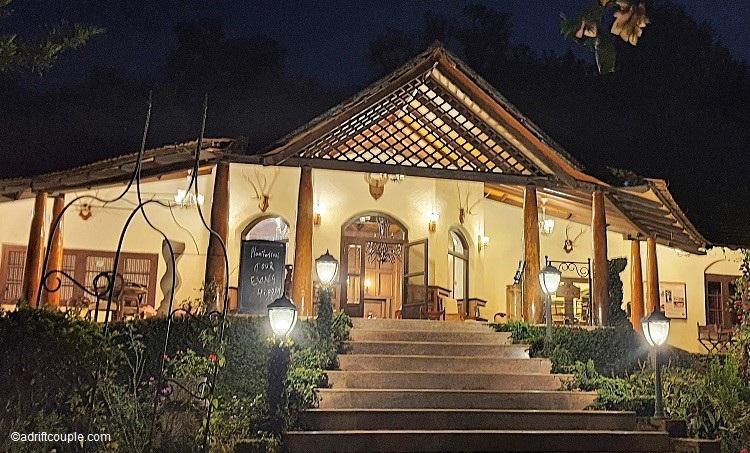 Old Kent Lodge