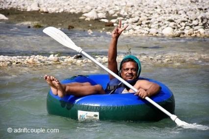 Rafting Achal