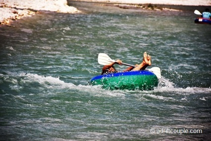 Rafting Ranjana