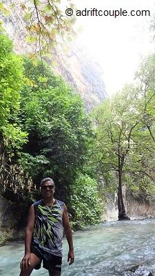 Saklikent Gorge Achal