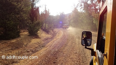 Saklikent Tour Jeep Safari