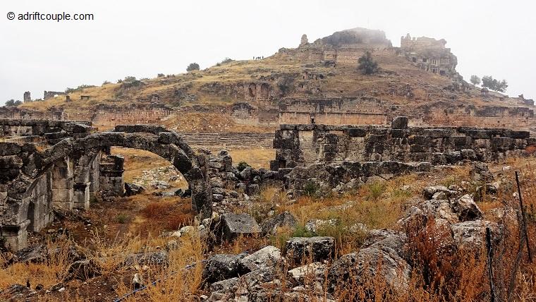 Tlos Amphitheatre
